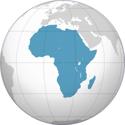 18%<br>Africa